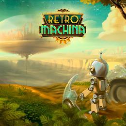 Carátula de Retro Machina para Nintendo Switch