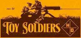 Carátula o portada Portada en Steam del juego Toy Soldiers: HD para PC