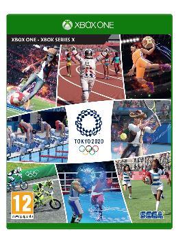 Carátula o portada Europea del juego Juegos Olímpicos Tokio 2020 - El Videojuego Oficial para Xbox One