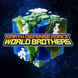 Carátula de Earth Defense Force: World Brothers para PlayStation 4