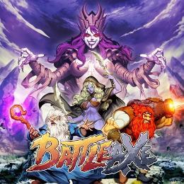 Carátula de Battle Axe para PlayStation 4