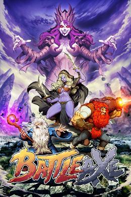 Carátula de Battle Axe para Xbox One