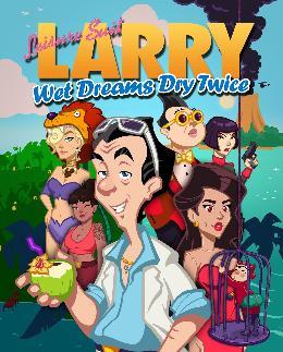 Carátula de Leisure Suit Larry: Wet Dreams Dry Twice para Nintendo Switch