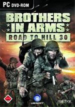 Car�tula de Brothers in Arms para PC
