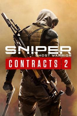 Carátula de Sniper: Ghost Warrior Contracts 2 para PC