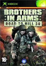 Car�tula de Brothers in Arms Road to Hill 30 para Xbox