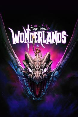 Carátula de Tiny Tina's Wonderlands para PlayStation 4