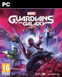 Carátula de Marvel's Guardians of the Galaxy para PC