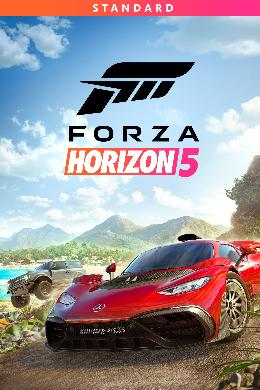 Carátula de Forza Horizon 5 para PC