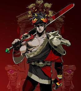 Carátula de Hades para PlayStation 4
