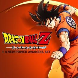 Carátula de Dragon Ball Z: Kakarot + El despertar de un nuevo poder