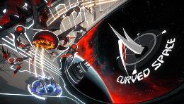 Carátula de Curved Space para PlayStation 4