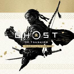 Carátula de Ghost of Tsushima: Director's Cut para PlayStation 4