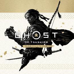 Carátula de Ghost of Tsushima: Director's Cut para PlayStation 5
