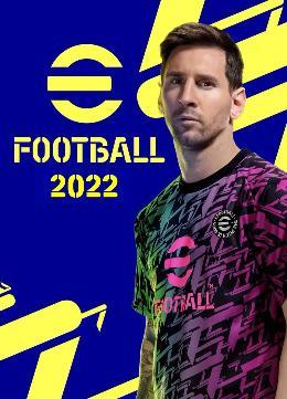 Carátula de eFootball 2022 para PlayStation 4