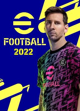 Carátula de eFootball 2022 para Xbox
