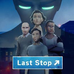Carátula o portada Europea del juego Last Stop para Nintendo Switch