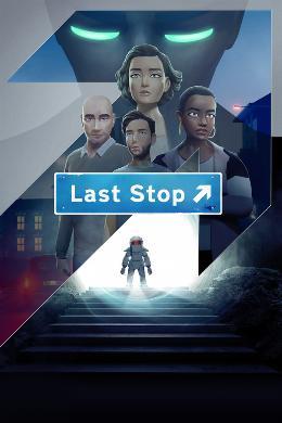 Carátula o portada Europea del juego Last Stop para PlayStation 5