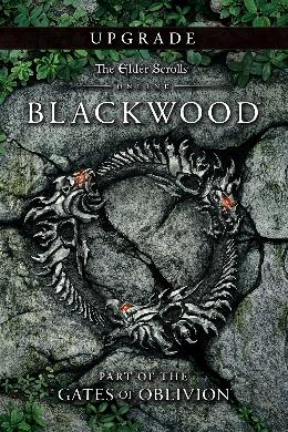 Carátula de The Elder Scrolls Online: Blackwood para Xbox