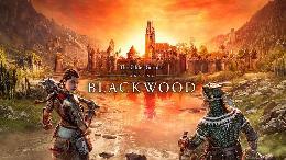 Carátula de The Elder Scrolls Online: Blackwood para Xbox One