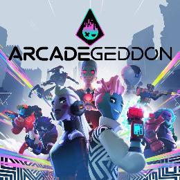Carátula de Arcadegeddon para PC