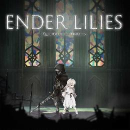 Carátula de Ender Lilies: Quietus of the Knights para Nintendo Switch