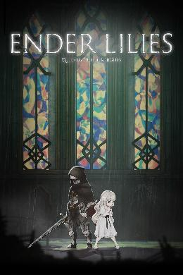 Carátula de Ender Lilies: Quietus of the Knights para Xbox