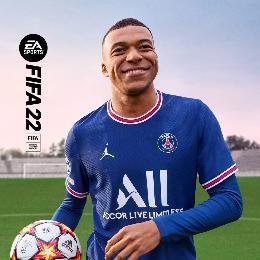 Carátula de FIFA 22 para PlayStation 4
