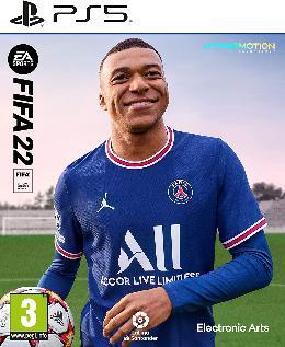 Carátula de FIFA 22 para PlayStation 5