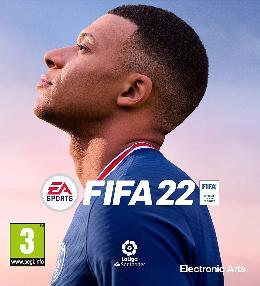 Carátula de FIFA 22 para Stadia
