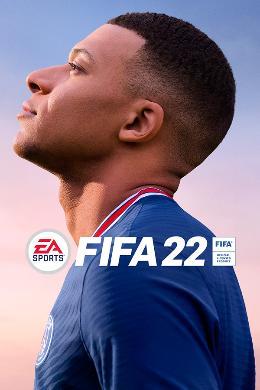 Carátula de FIFA 22 para Xbox One