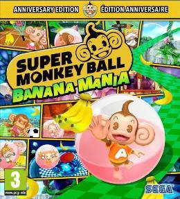 Carátula de Super Monkey Ball: Banana Mania para PC