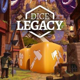 Carátula o portada Europea del juego Dice Legacy para Nintendo Switch
