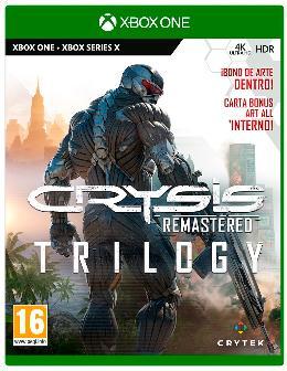 Carátula de Crysis Remastered Trilogy para Xbox One
