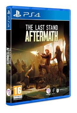 Carátula de The Last Stand: Aftermath para PlayStation 4