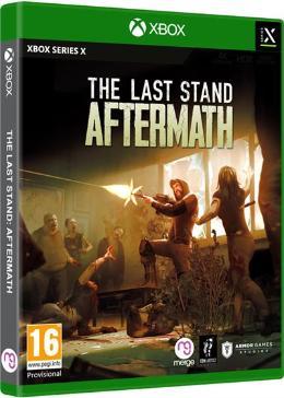 Carátula de The Last Stand: Aftermath para Xbox