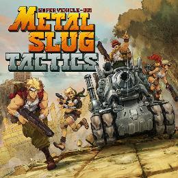 Carátula de Metal Slug Tactics para Nintendo Switch