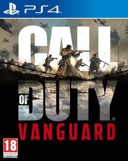Carátula de Call of Duty: Vanguard para PlayStation 4