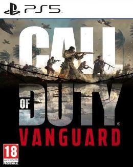 Carátula de Call of Duty: Vanguard para PlayStation 5