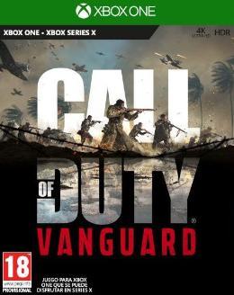Carátula de Call of Duty: Vanguard para Xbox