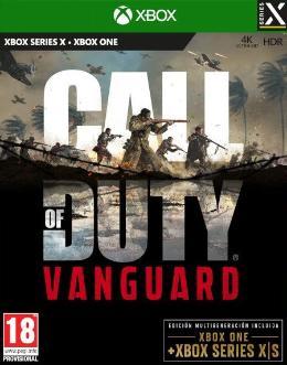 Carátula de Call of Duty: Vanguard para Xbox One