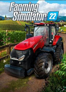 Carátula de Farming Simulator 22 para Nintendo Switch