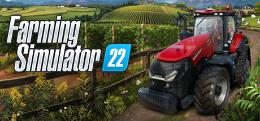 Carátula de Farming Simulator 22 para PC