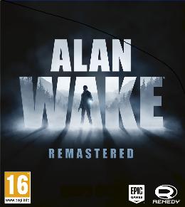 Carátula de Alan Wake Remastered para PC