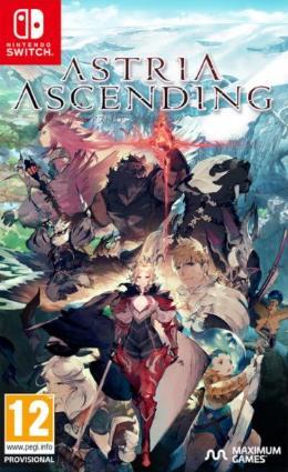 Carátula de Astria Ascending para Nintendo Switch