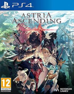 Carátula de Astria Ascending para PlayStation 4