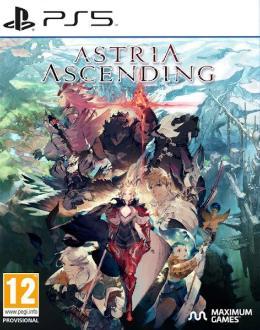 Carátula de Astria Ascending para PlayStation 5