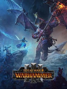 Carátula de Total War: Warhammer III para PC