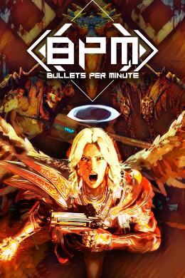 Carátula de BPM: Bullets Per Minute para PlayStation 4