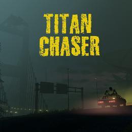 Carátula de Titan Chaser para PlayStation 4